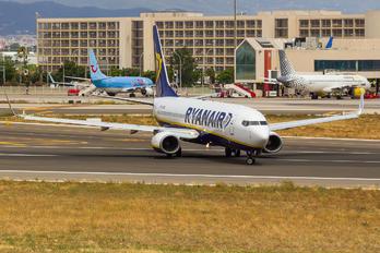 EI-DHO - Ryanair Boeing 737-800