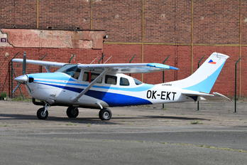 OK-EKT - Private Cessna 206 Stationair (all models)
