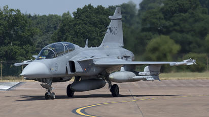 825 - Sweden - Air Force SAAB JAS 39D Gripen
