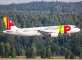 CS-TNG - TAP Portugal Airbus A320 aircraft
