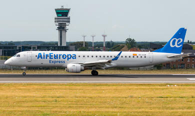 EC-KYP - Air Europa Express Embraer ERJ-195 (190-200)