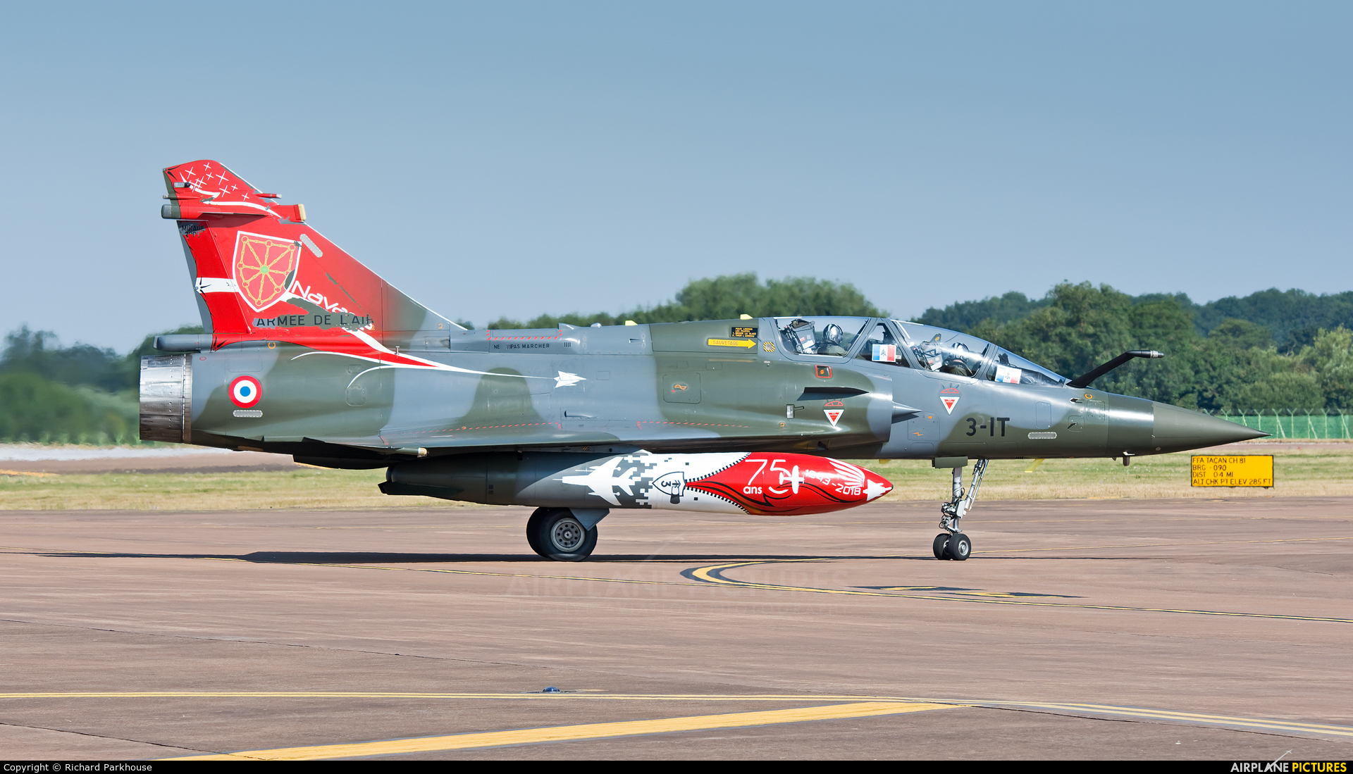 France - Air Force 624 aircraft at Fairford