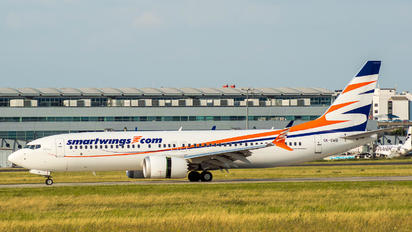 OK-SWB - SmartWings Boeing 737-8 MAX