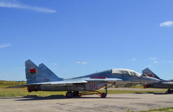 66 - Belarus - Air Force Mikoyan-Gurevich MiG-29UB