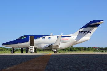 N707FH - Private Honda HA-420 HondaJet