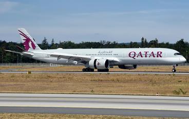A7-ANA - Qatar Airways Airbus A350-1000