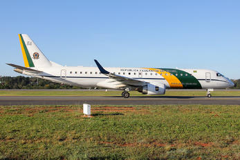 2590 - Brazil - Air Force Embraer ERJ-190-VC-2