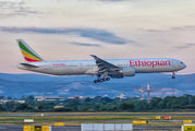 ET-APY - Ethiopian Airlines Boeing 777-300ER aircraft