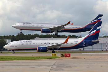 VQ-BHQ - Aeroflot Boeing 737-8LJ