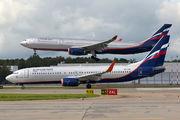 VQ-BHQ - Aeroflot Boeing 737-8LJ aircraft