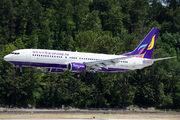UrumqI Air B738 performed its first flight  title=
