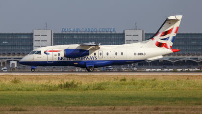 G-BMAD - Sun Air Dornier Do.328JET