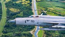 133 - Croatia - Air Force Mikoyan-Gurevich MiG-21bisD aircraft