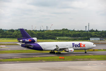 N594FE - FedEx Federal Express McDonnell Douglas MD-11F