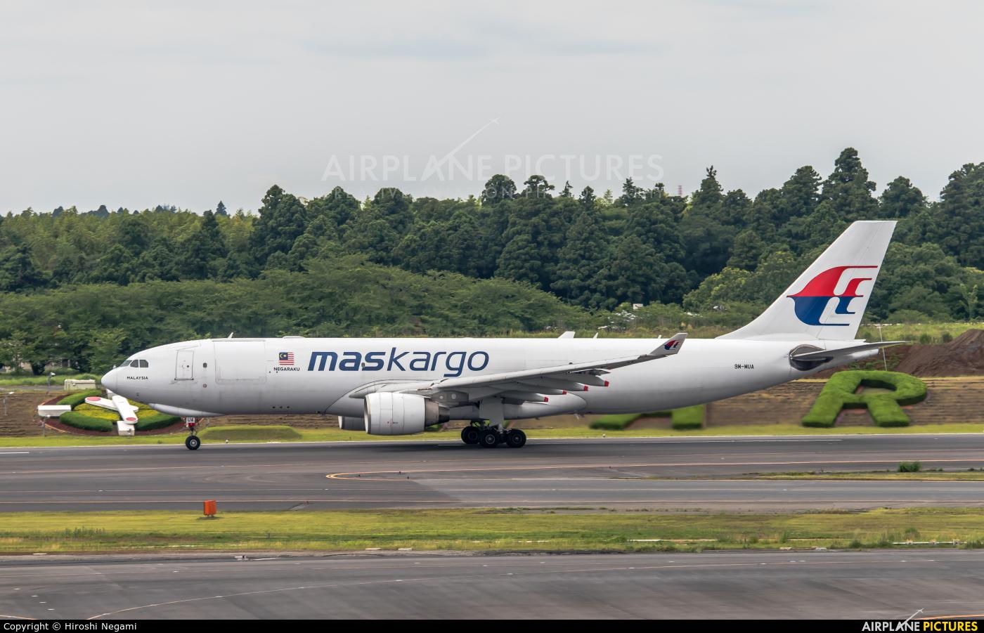 MASkargo 9M-MUA aircraft at Tokyo - Narita Intl