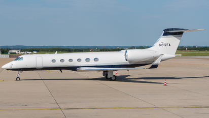 N617EA - Private Gulfstream Aerospace G-V, G-V-SP, G500, G550