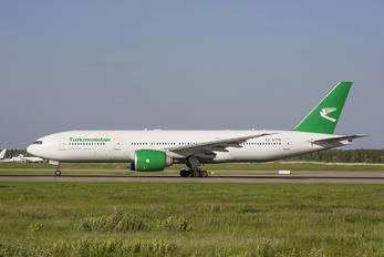 EZ-A779 - Turkmenistan Airlines Boeing 777-200LR