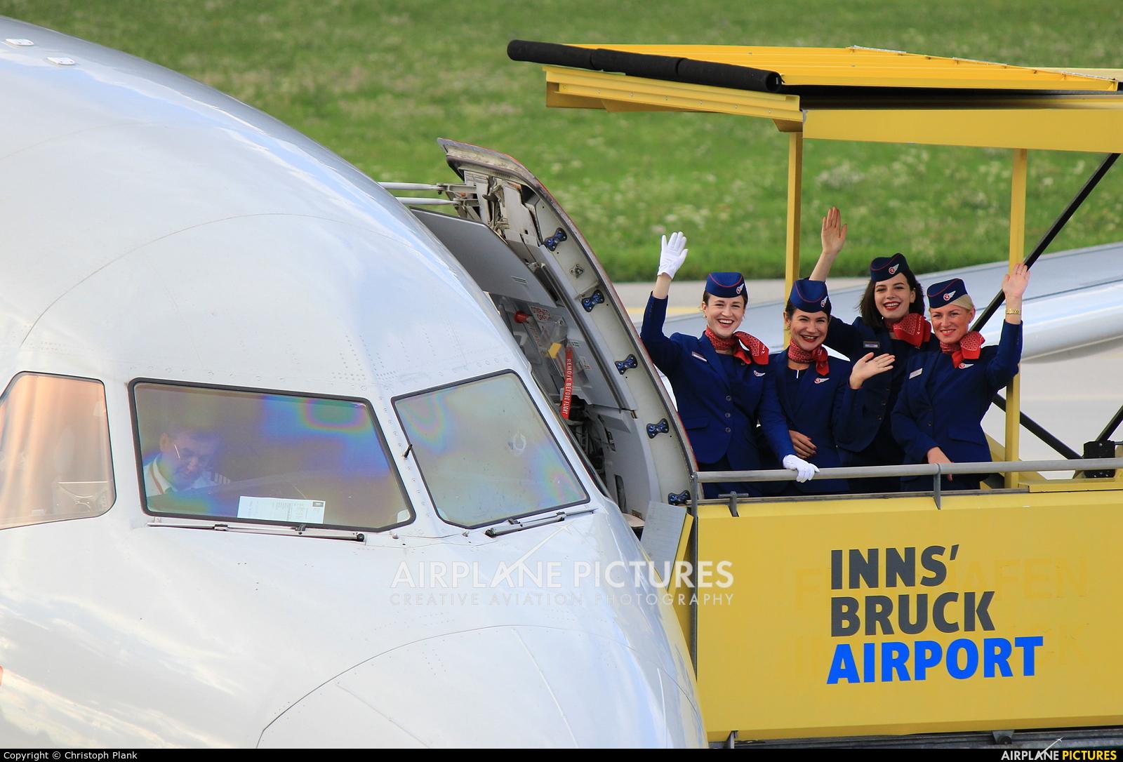 - Aviation Glamour VQ-BCP aircraft at Innsbruck