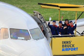 VQ-BCP - - Aviation Glamour - Aviation Glamour - Flight Attendant