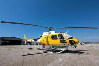EC-MLQ - Private Eurocopter AS350 Ecureuil / Squirrel