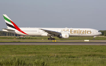 A6-ECN - Emirates Airlines Boeing 777-300ER