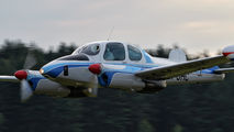 OM-UHC - University of Zilina LET L-200 Morava aircraft