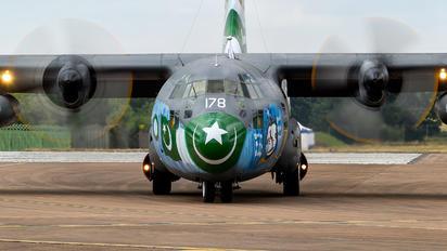 178 - Pakistan - Air Force Lockheed C-130E Hercules