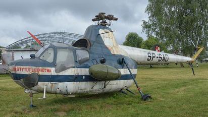 SP-SAD - Institute of Aviation Mil Mi-1/PZL SM-1