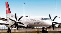 HB-IZD - Sky Work Airlines SAAB 2000 aircraft