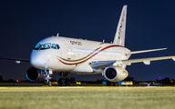 EI-FWC - CityJet Sukhoi Superjet 100 aircraft