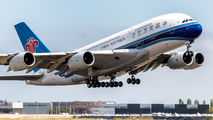 B-6137 - China Southern Airlines Airbus A380 aircraft