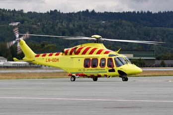 LN-ODM - Norsk Luftambulanse AS Agusta / Agusta-Bell AB 139