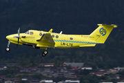 LN-LTE - Lufttransport Beechcraft 200 King Air aircraft