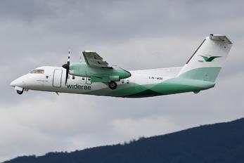 LN-WIB - Widerøe de Havilland Canada DHC-8-100 Dash 8