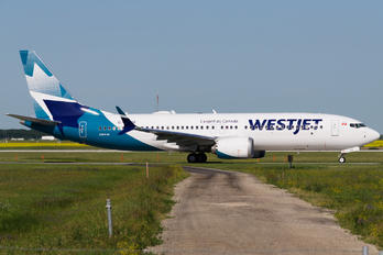C-FNWD - WestJet Airlines Boeing 737-8 MAX