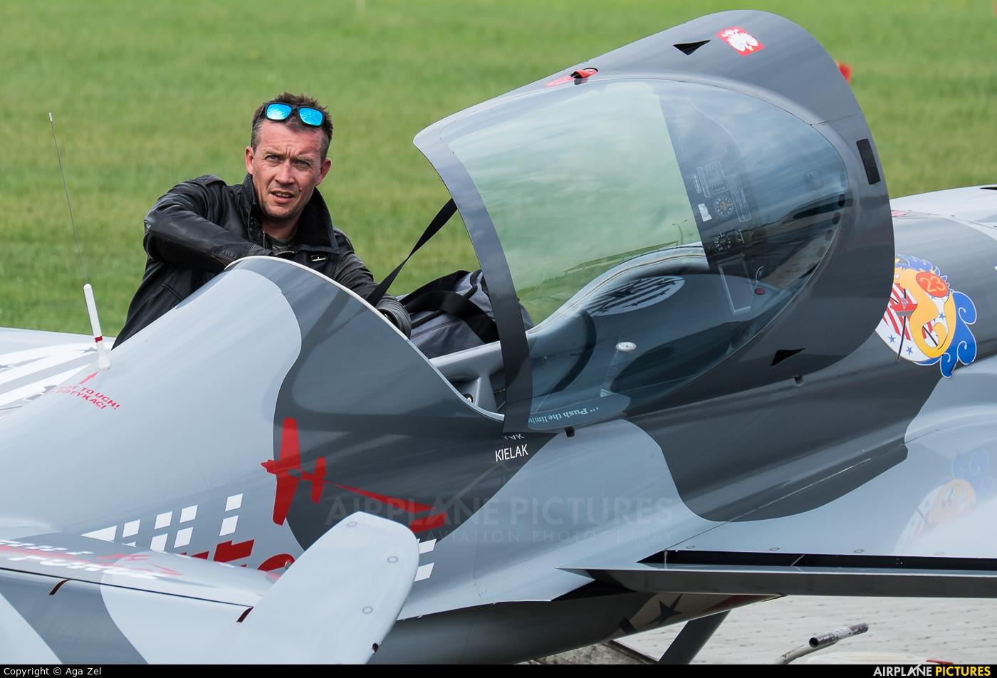 - Aviation Glamour SP-EED aircraft at Kraków - Pobiednik Wielki