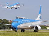 LV-GFQ - Aerolineas Argentinas Boeing 737-800 aircraft
