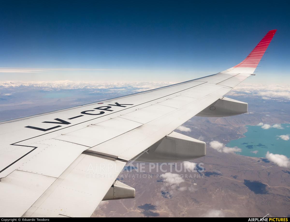 Austral Lineas Aereas LV-CPK aircraft at In Flight - International