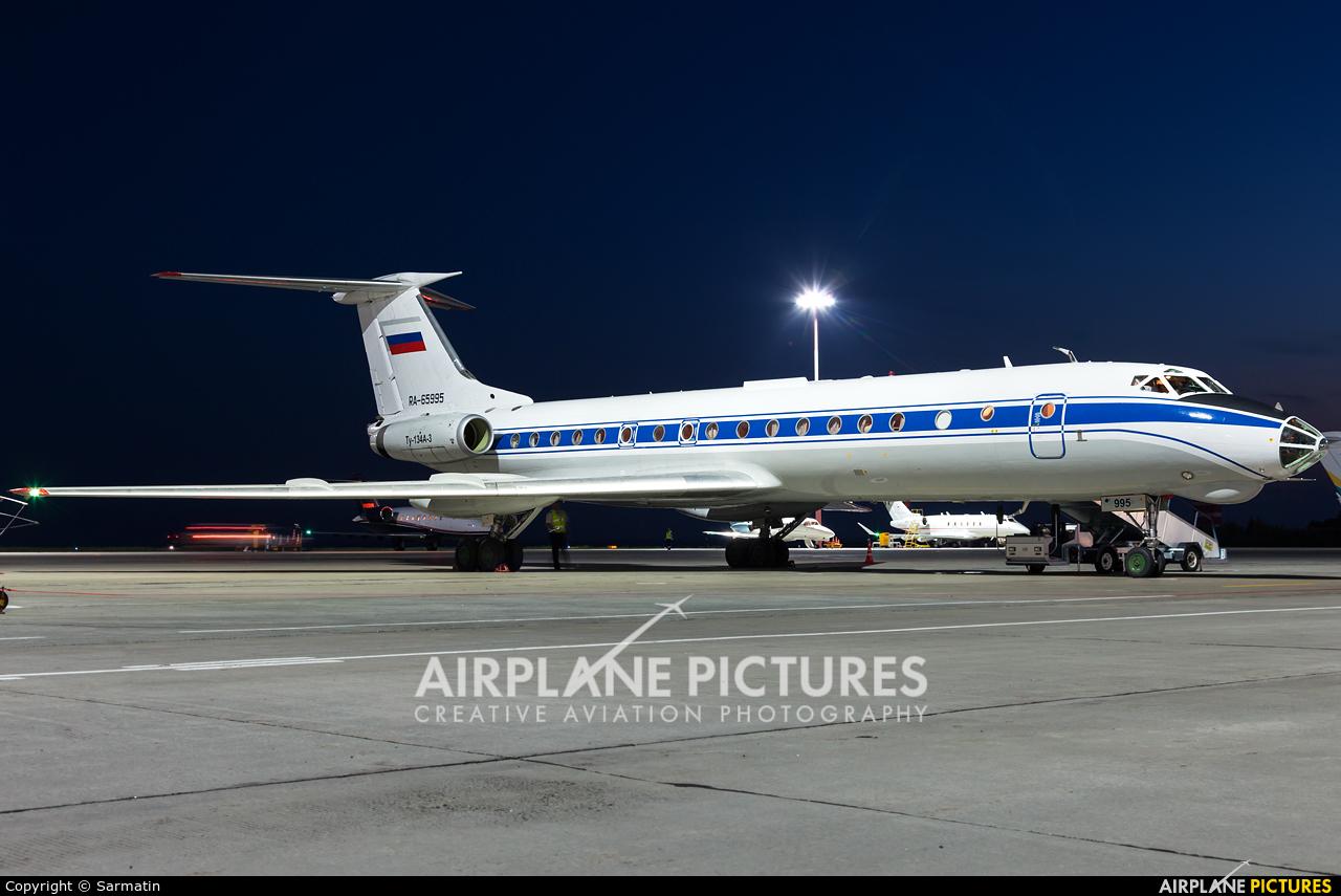 Russia - Air Force RA-65995 aircraft at Kazan