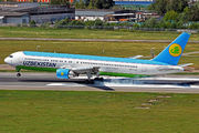 UK67003 - Uzbekistan Airways Boeing 767-300ER aircraft