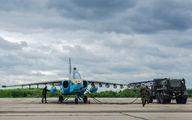 82 - Belarus - Air Force Sukhoi Su-25UB aircraft