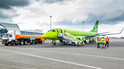 VQ-BYW - S7 Airlines Embraer ERJ-170 (170-100)