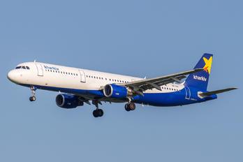 UR-CRI -  Airbus A321