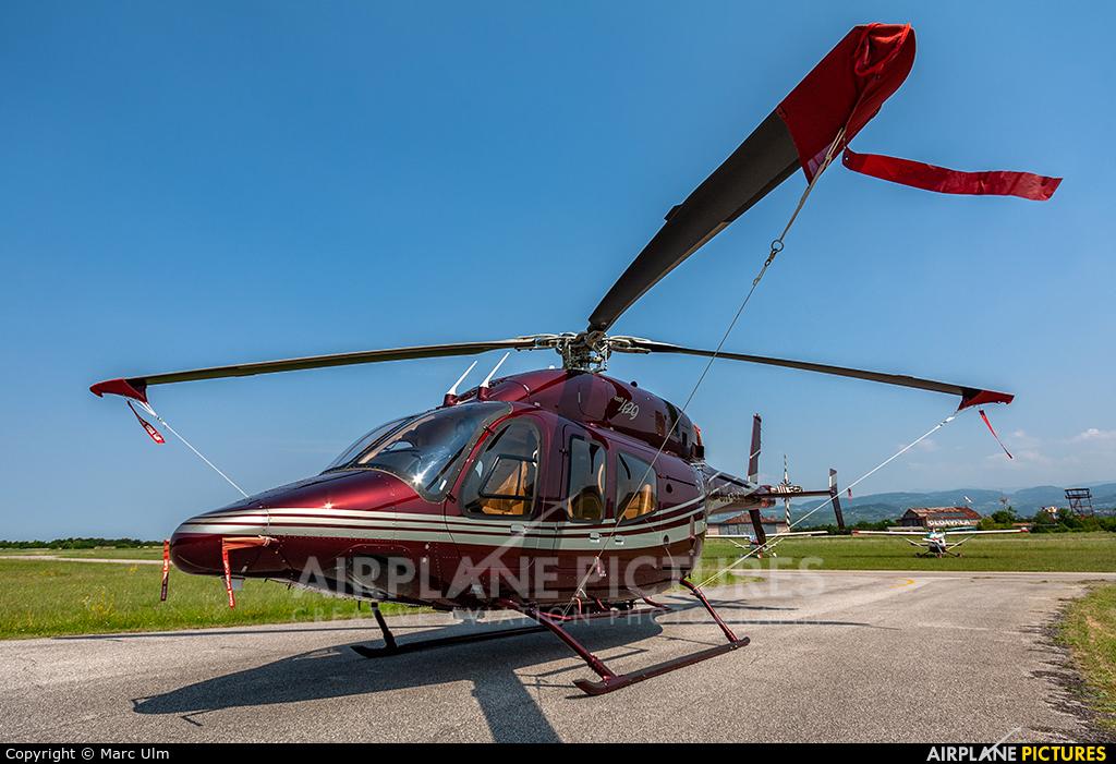 Private OK-SGR aircraft at Verona - Boscomantico