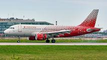 VP-BNJ - Rossiya Airbus A319 aircraft