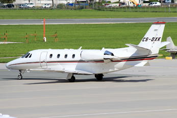 CS-DXK - NetJets Europe (Portugal) Cessna 560XL Citation XLS