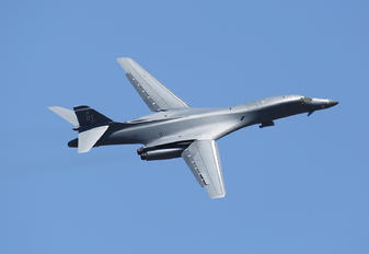 - - USA - Air Force Rockwell B-1B Lancer