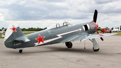 F-AZYF - Private Yakovlev Yak-3U