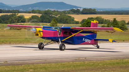 F-GFFD - Private Pilatus PC-6 Porter (all models)