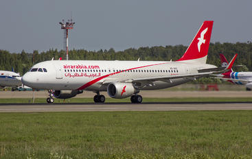 A6-AOC - Air Arabia Airbus A320